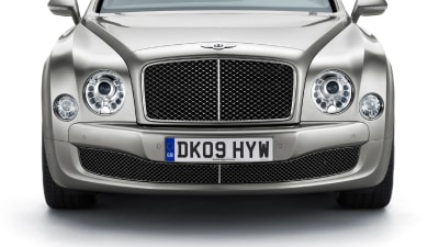 2011 Bentley Mulsanne V8 Engine Detailed In New Video