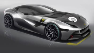"""Arya SP Is Ferrari's Next """"Special Project"""""""