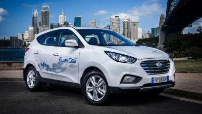 Hyundai Secures Australia's First Hydrogen Vehicle Order