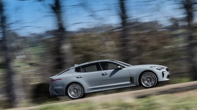2017 Kia Stinger GT-Line 2.0 she says, he says review