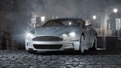 Top Gear test the Aston Martin DBS