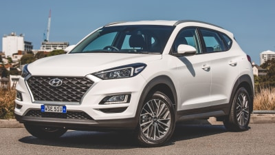 2020 Hyundai Tucson Active X review