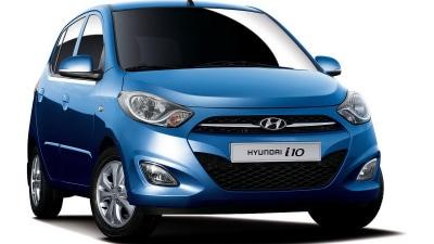 2011 Hyundai i10 Update Revealed Ahead Of Paris