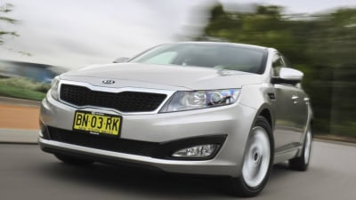2012 Kia Optima Si Arrives In Australia, GPS For Platinum By First Quarter