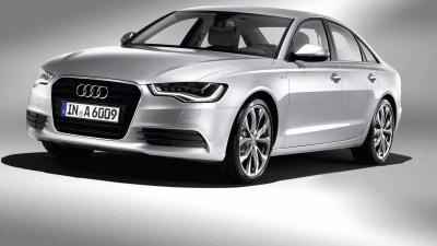 Audi A6 Hybrid Revealed At Detroit