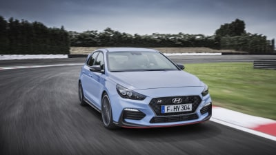 Hyundai investigating track warranty for i30 N