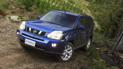 2010 Nissan X-TRAIL Range To Feature Added Equipment