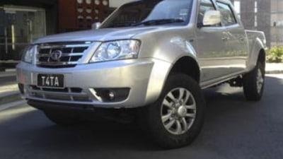 Tata Xenon 4×4 new car review