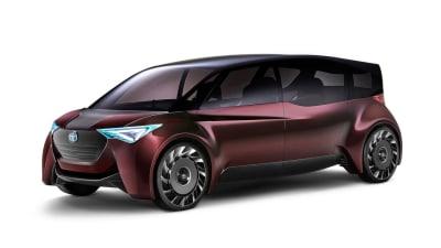 Toyota Reveals Fine-Comfort Ride Concept