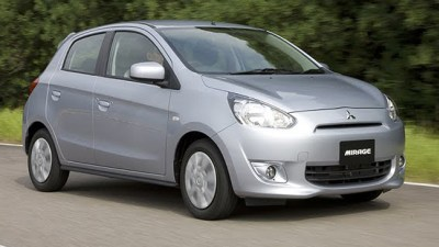 Mitsubishi Mirage On Sale In Australia From Early 2013