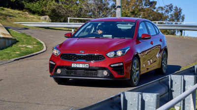 2019 Kia Cerato Sport Hatch review