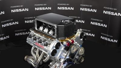 Nissan Motorsport Unveils VK56 Race Engine For 2013 V8 Supercars Campaign
