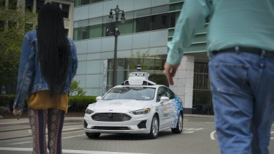 Autonomous cars won't eliminate crashes - report