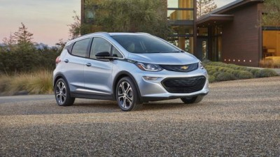 Chevrolet Bolt Betters Tesla Model 3 Estimates With 383Km Range