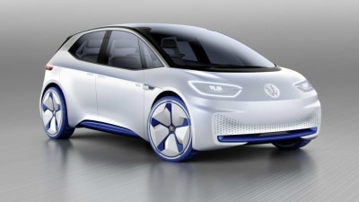 Volkswagen ID Electric Car To Launch In 2020 - Concept Unveiled In Paris
