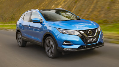 Nissan debuts range-topping Qashqai Ti