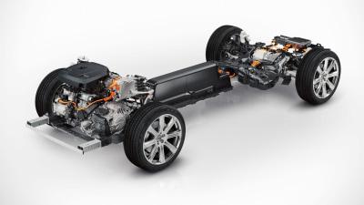 2015 Volvo XC90: Petrol, Diesel, 'T8 Twin Engine' Plug-in Hybrid Detailed
