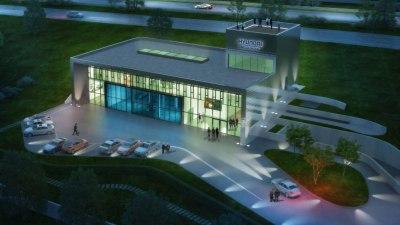 Hyundai Reveals New Test Centre At Nurburgring