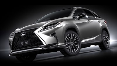 In: New Lexus RX 200t Turbo SUV, Out: Non-turbo RX 270