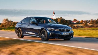 2020 BMW M340d xDrive revealed, 'no plans' for Australia