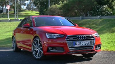 2016 AUDI A4 REVIEW - Midsize Luxury Has A New King