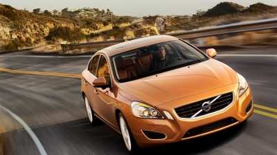 2011 Volvo S60 And V60 Gain New 1.6 Litre GTDi Petrol Engines