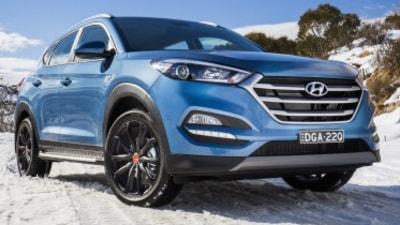 Hyundai Tucson 30 first drive review