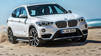 New 2016 BMW X1 Revealed, Australian Debut Due This Year