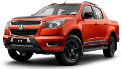 Holden Colorado Z71 first drive review
