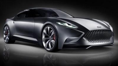 Hyundai confirms new Genesis coupe