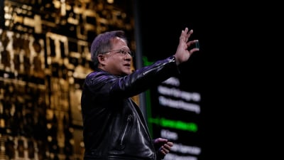 Move over Jeeves: Nvidia's Xavier to serve as autonomous chauffeur
