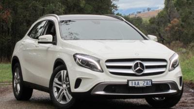 2014 Mercedes-Benz GLA Review: 200 CDI Diesel