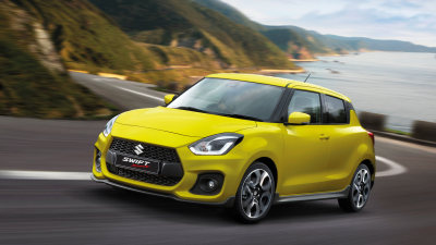 2018 Suzuki Swift Sport first drive review