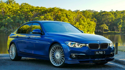 2018 Alpina B3 Biturbo Review
