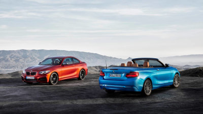 BMW 1 Series And 2 Series Updated In Europe