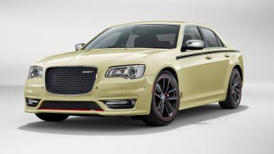 Chrysler 300 SRT Pacer sold out, sort of