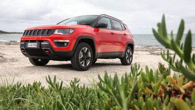 2018 Jeep Compass - Price And features For Australia
