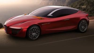 Alfa Romeo Teases Gloria Revealed Further Ahead Of Geneva