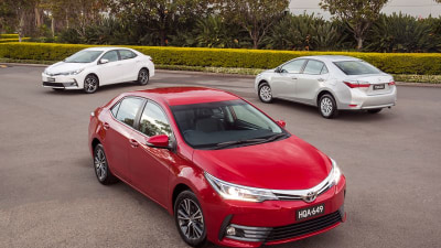 VFACTS August - Toyota Marches Onward | Commodore's Last Hurrah?