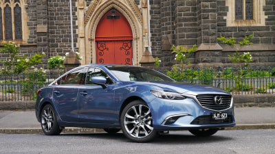 2017 Mazda6 Diesel Review | Euro Diesels Beware - Mazda's Coming For You
