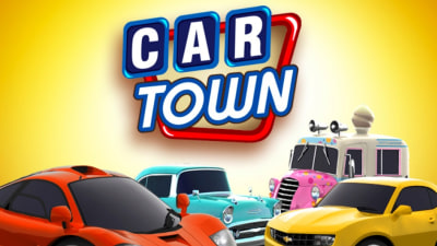 Car Town Game Launches On Facebook