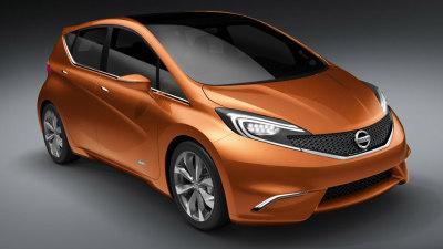 Nissan Invitation Concept Headed To Geneva