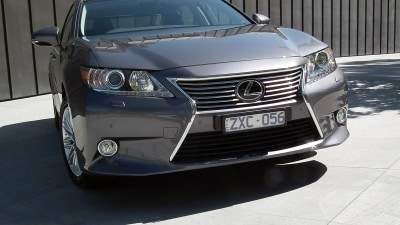 2013 Lexus ES 350 Sports Luxury Review