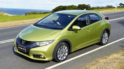 2012 Honda Civic Hatch VTi-S And VTi-L Review