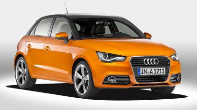 Audi A1 Sportback Images Surface Online
