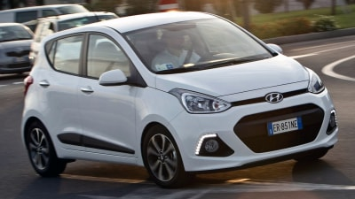 Hyundai i10 Coming To Australia In 2015