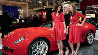 Women Get Turned On By Fast Cars?