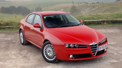 Alfa Romeo 159 And Brera To Get Smaller Engines, More Forced Induction