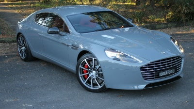 2016 Aston Martin Rapide S REVIEW | Restrained Supercar Looks, 12 Cylinders And Seating For Four - A Win-Win
