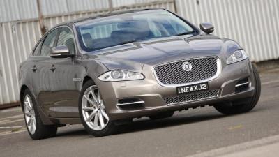 Jaguar XJ Diesel Review